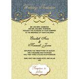 Wedding Invitation Card WIC 7808