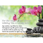Mother - Personalised Sentimental Wall Calendar