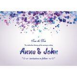 Wedding Invitation Card WIC 7806