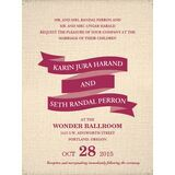 Wedding Invitation Card WIC 7824