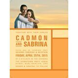 Wedding Invitation Card WIC 7825