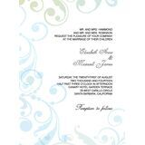 Wedding Invitation Card WIC 7843