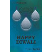 Diwali Design Gift Tag 094