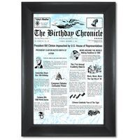 Birthday Newspaper