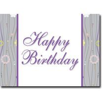 Happy Birthday Corporate Card HBCC 1102
