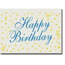 Happy Birthday Corporate Card HBCC 1104