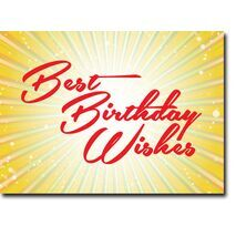 Happy Birthday Corporate Card HBCC 1107