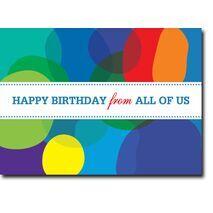 Happy Birthday Corporate Card HBCC 1108