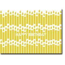Happy Birthday Corporate Card HBCC 1109