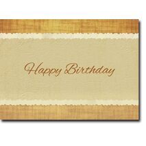Happy Birthday Corporate Card HBCC 1111