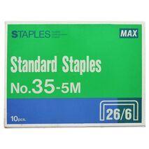 MAX Standard Staples NO.35-5M