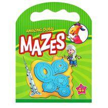 MAZES (4+ YEARS)
