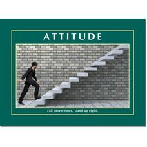 Motivational Print Attitude MP AT 019