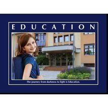 Motivational Print Education MP ED 2106