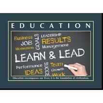 Motivational Print Education MP ED 2118
