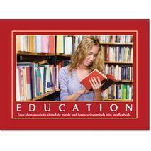 Motivational Print Education MP ED 2120
