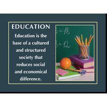 Motivational Print Education MP ED 2122
