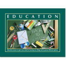 Motivational Print Education MP ED 2125