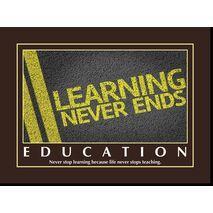 Motivational Print Education MP ED 2126