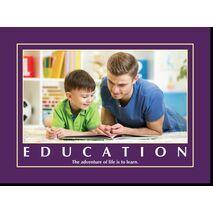 Motivational Print Education MP ED 2128