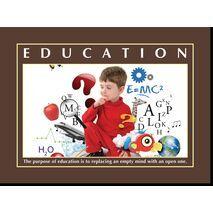 Motivational Print Education MP ED 2108