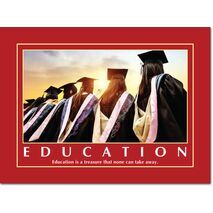 Motivational Print Education MP ED 2109