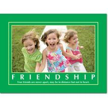 Motivational Print Friendship MP SH 8902