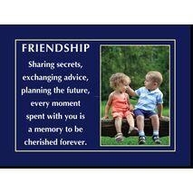 Motivational Print Friendship MP SH 8907