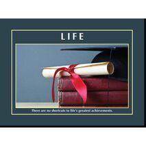 Motivational Print Life MP LI 0022