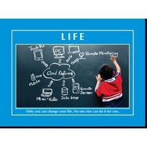 Motivational Print Life MP LI 0023