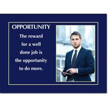 Motivational Print The reward MP AS 7716