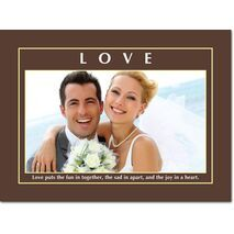Motivational Print Love puts the fun MP AS 7703