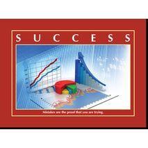 Motivational Print Success MP SU 1137