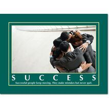 Motivational Print Success MP SU 1148