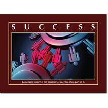 Motivational Print Success MP SU 1151
