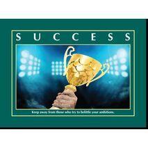 Motivational Print Success MP SU 1139