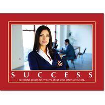 Motivational Print Success MP SU 1140