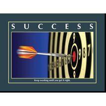 Motivational Print Success MP SU 1141