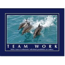 Motivational Print Team MP TE 3129