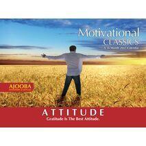Attitude Motivational Wall Calendar
