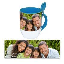 Personalised Pictorial Spoon Mug PP SM 1307