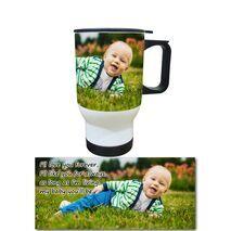Personalised Tumbler Mug PTM 7658
