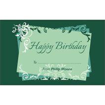 Birthday Gift Tag BGT 0025