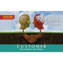 Customer Motivational Desk Calendar