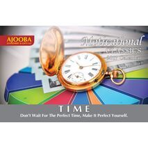 Time Motivational Desk Calendar