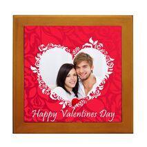 Valentines Frame Tile V05