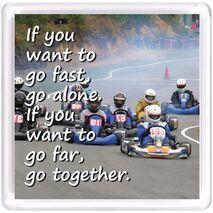 Motivational Magnet Teamwork MMT 1001