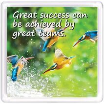 Motivational Magnet Teamwork MMT 1013