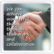 Motivational Magnet Teamwork MMT 1002
