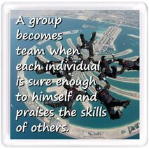 Motivational Magnet Teamwork MMT 1020